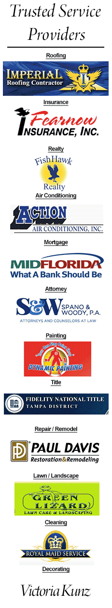 Trusted Vendors in Hillsborough County Florida
